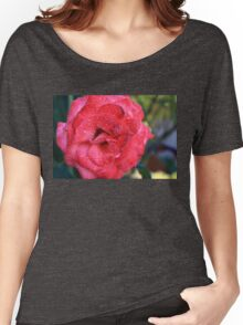 Nectarine Rose Women's Relaxed Fit T-Shirt