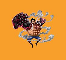 luffy with the power gear Unisex T-Shirt