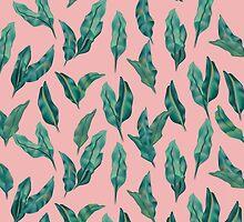 leaf by erdavid