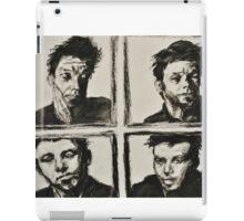Quadrant Portrait iPad Case/Skin