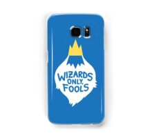 Wizards Only, Fools Samsung Galaxy Case/Skin
