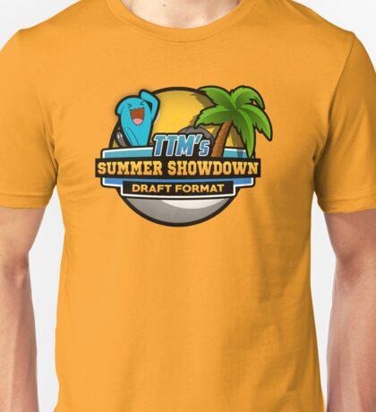 TheTokenMinorities Summer Showdown Tournament Logo Unisex T-Shirt