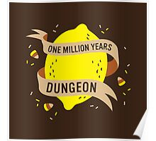 One Million Years Dungeon Poster