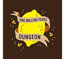 One Million Years Dungeon Photographic Print