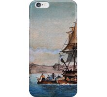 Durban, South Africa 1906 iPhone Case/Skin