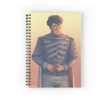 Auror Harry James Potter Spiral Notebook