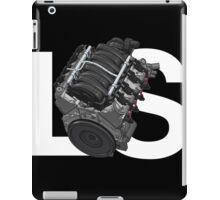 LS ENGINE iPad Case/Skin