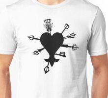 Stabbed Heart Unisex T-Shirt