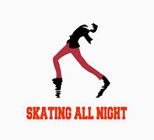 Skating All Night Unisex T-Shirt