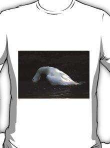 Diving goose T-Shirt