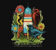 THE AVETT BROTHER'S SUMMER TOUR 2016 NORTHERN QUEST RESORT & CASINO-SPOKANE,WA Unisex T-Shirt