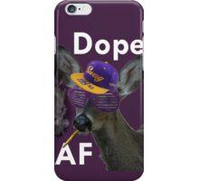 Swag Deer v.2 iPhone Case/Skin