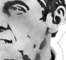 Peter Capaldi Twelfth Doctor Sticker