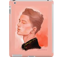 Male Portrait iPad Case/Skin