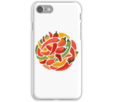 Spicy Chili & Friends iPhone Case/Skin