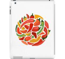 Spicy Chili & Friends iPad Case/Skin