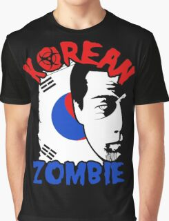 The Korean Zombie - Chan Sung Jung Graphic T-Shirt