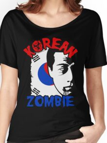 The Korean Zombie - Chan Sung Jung Women's Relaxed Fit T-Shirt