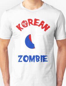 The Korean Zombie - Chan Sung Jung Unisex T-Shirt