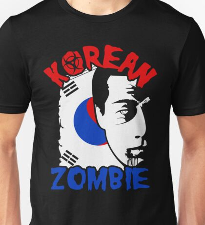 The Korean Zombie - Chan Sung Jung Unisex T-Shirt