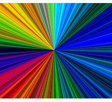 Colour circle ( color ) Photographic Print