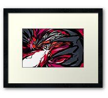 Yveltal | Oblivion Wing Framed Print