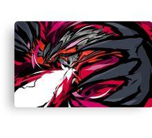 Yveltal | Oblivion Wing Canvas Print