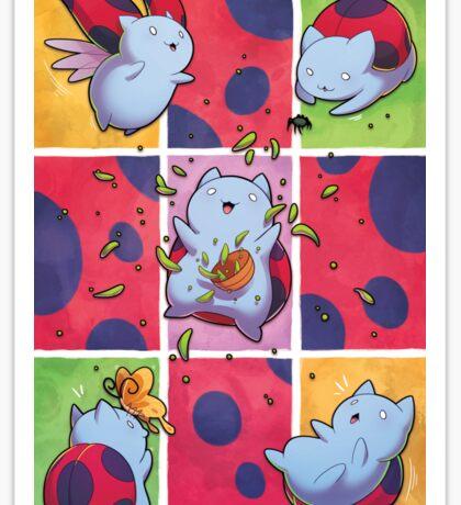 Sugar Peas Sticker
