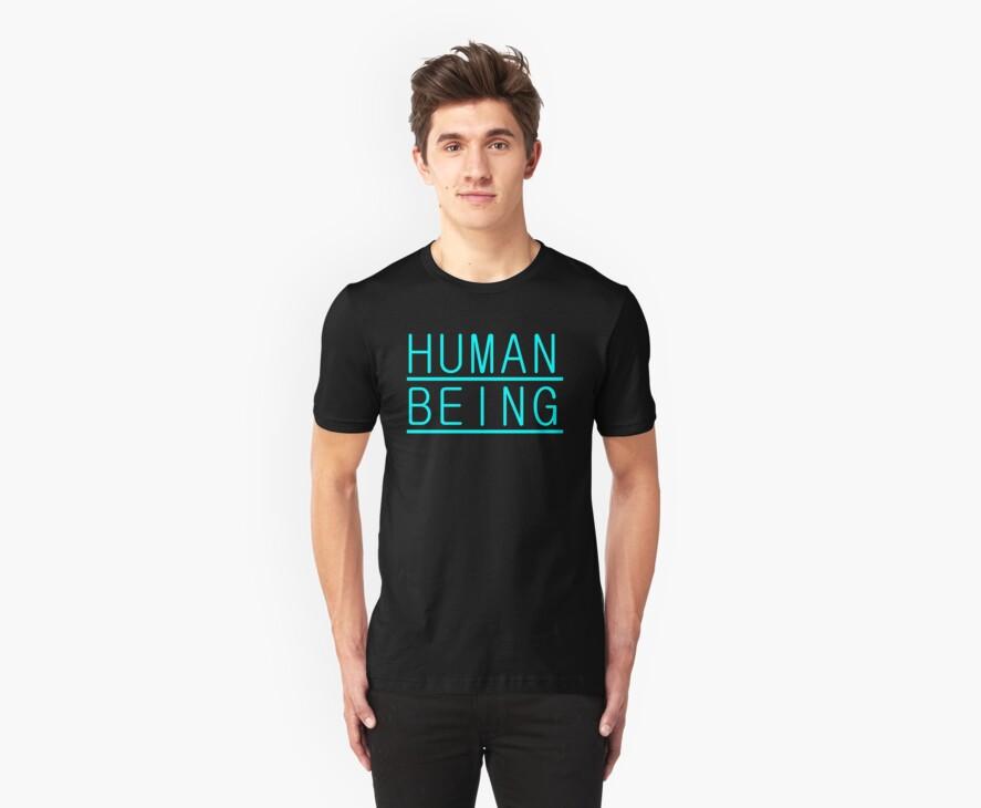 Human by blackiguana