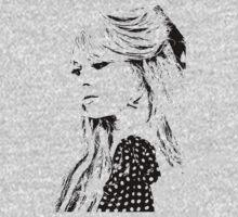 Brigitte Bardot Is Lovely Kids Clothes