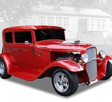 Ford Tudor by Keith Hawley