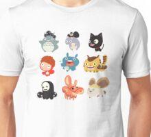 all caracter studio gibli Unisex T-Shirt