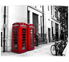 The Phone Box Poster