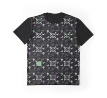 Skull Party Graphic T-Shirt