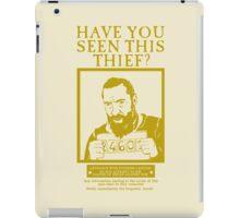 Jean Valblack iPad Case/Skin