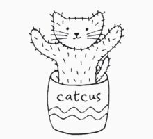 CATCUS funny cat One Piece - Long Sleeve