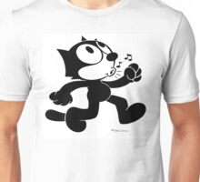 Felix Having Fun Unisex T-Shirt