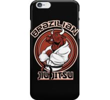 BJJ Bull iPhone Case/Skin