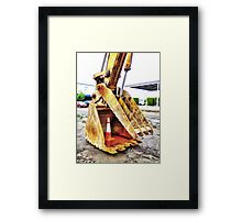 They Get Everywhere  Framed Print