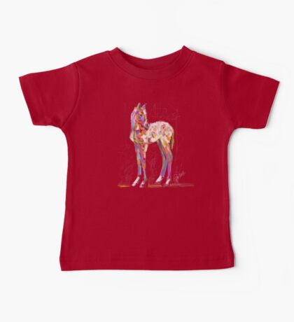 Foal Paint products Baby Tee