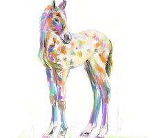 Foal Paint products by Go van Kampen