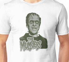 Herman Munster The Munsters Classic TV Unisex T-Shirt