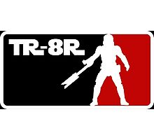 Loyal Trooper TR-8R Logo Photographic Print