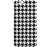 Dogtooth / Houndstooth iPhone Case/Skin