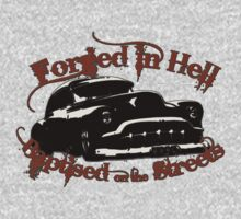 Forged in Hell T-Shirt