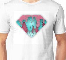 Dripping Diamond  Unisex T-Shirt