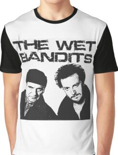 Wet Bandits  Graphic T-Shirt