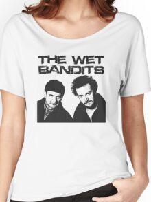 Wet Bandits  Women's Relaxed Fit T-Shirt