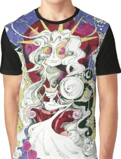 Hecate Enthroned Graphic T-Shirt