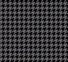 Dogtooth / Houndstooth grey by connor95